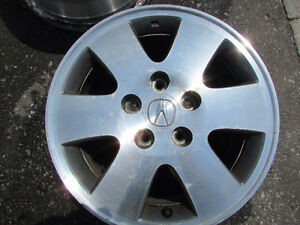 "ACURA 16"" Alloy Rims..CHEAP !"