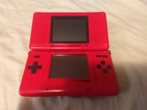 Original Nintendo DS - Red