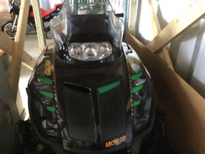 For Sale: 1998 Arctic Cat ZL500 snowmobile