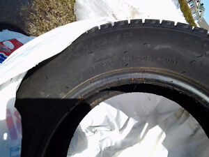 4 Michelin X-Ice tires
