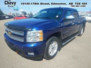 2013 Chevrolet Silverado 1500 LTZ 4WD  Camera - Heated  Cooled S
