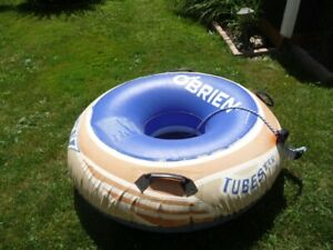 2 TOWABLE TUBES FOR BEHIND THE BOAT