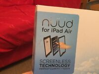 Nuud for iPad Air waterproof cover