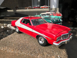 Ford gran Torino film starsky and  hutch diecast 1/18 die cast