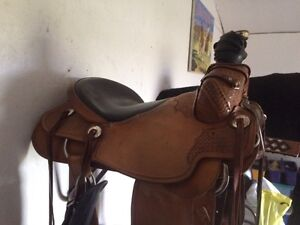 Custom Rope Saddle - Excellent Condition - $2500 OBO