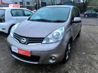 Nissan Note 1.6 16v Automatic 2010 N-TEC