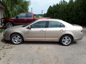 2007 Ford Fusion SEL V6 loaded with Sunroof