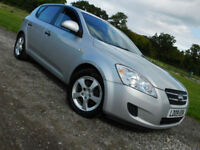 2009 Kia ceed 1.6CRDi GS DIESEL 5 DOOR**£2450**NEW MOT**FSH**£30 ROAD TAX