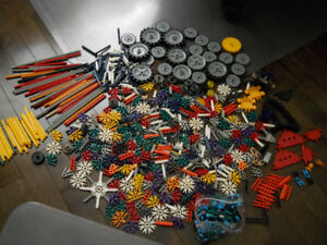K'nex jeu construction