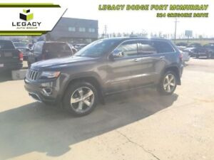 2014 Jeep Grand Cherokee Limited  PARK ASSIST, DUAL PANE SUNROOF