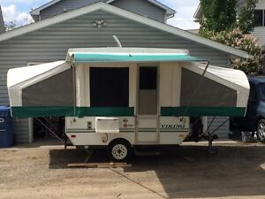 2003 Viking 1906 Epic tent trailer