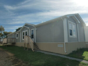 Newer Modular home for Rent in Redcliff