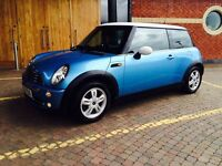 2005 Mini Cooper 1.6 petrol low milage.