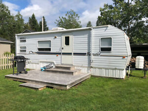 2003 Bonair BA 2700T travel trailer
