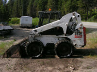 BOBCAT 250S Turbo diesel high flow