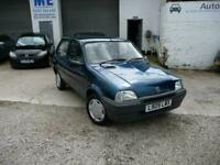 1993 Rover Metro 1.1 Rio 3dr, LOW MILEAGE, 12M MOT, 2x KEYS, HPI CLEAR HATCHBACK