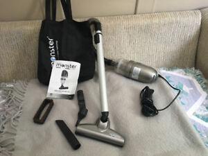Portable Corded Vacuum for car, dorm, quick pick ups.