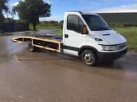 2006 IVECO DAILY BEAVERTAIL RECOVERY TRUCK