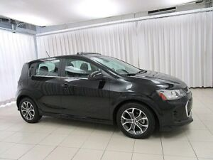 2017 Chevrolet Sonic BE SURE TO GRAB THE BEST DEAL!! RS LT TURBO