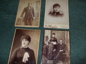 1800s cabinet cards London Ontario image 10