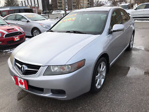 2004 Acura TSX TOURING SEDAN...LOADED...MINT CONDITION