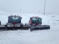 2 Bombardier BR350 Snow Cats for Sale and or Rent