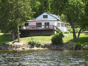 Beautiful Idle-a-while cottage at Port Loring Ontario