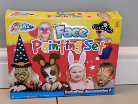 Face painting set new
