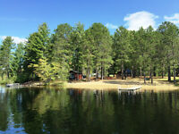 Waterfront Cottage Rental - Kaszuby, Madawaska, Algonguin Area