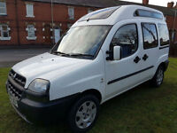 Fiat Doblo 1.9 Multijet 105 Active PX Swap Wheel Chair Disabled Access