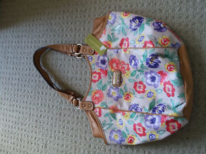 Women's Naturalizer floral printed handbag purse New with tags London Ontario image 3