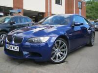 2008 58-Reg BMW M3 4.0 V8, STUNNING INTERLARGOS BLUE,GEN 51,000 MILES!!!!