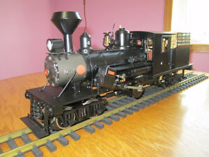 G-Scale steam