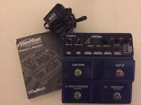 Digitech JamMan looper/sampler pedal