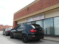 20x9.5 20x10.5 Black Rims for BMW X5 X6 Call : 905 673 2828