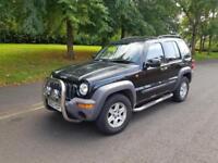 Jeep Cherokee 2.5CRD 4X4 Sport MOT 9/2019