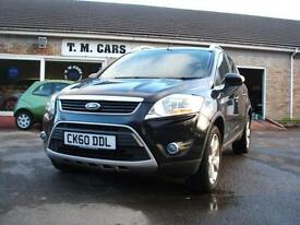 2010 60 Ford Kuga 2.0TDCi ( 140ps ) Zetec 4WD 5d **NEW MOT**