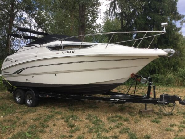 Used 2000 Chaparral 2000 chaparral signature 260