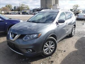 2016 Nissan Rogue SV POWER EVERYTHING! HANDS FREE! AUX/USB RE...