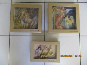 Classic 3pc Lot Of TerraTraditionsArtistic StylePhotoAlbums NEW