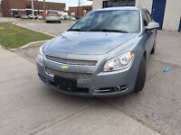 2009 Chevrolet Malibu LTZ | 4 CYL | CERTIFIED | PADDLE SHIFTER.