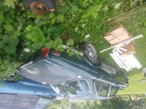 1984 Jaguar xj6 partout