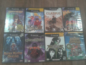 Selling my Game Cube Games