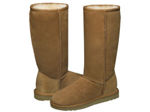 brand new chestnut UGG tall boots size 8