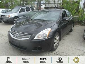 2012 Nissan Altima 2.5 S 4dr Sdn I4 CVT 2.5 S