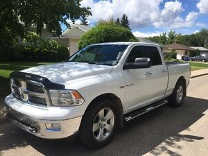 2010 Dodge 1500 SLT 4x4 quad cab