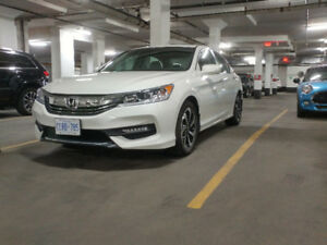 2017 Honda Accord SE With Honda Sensing for 2 Years