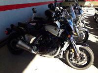 2013 YAMAHA VMAX  ****MINT ONLY 3500 KMS****