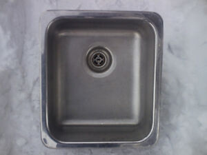 Stainless Steel Sink for Camper /Bar Sink Stratford Kitchener Area image 2