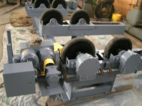 Ransome APRR Tank Rolls Welder Positioners